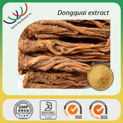 Angelica extract free sample for trial HACCP KOSHER FDA manufacturer herbal medicine extract powder dong quai extract