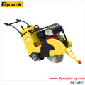 Dynamic handle machine road concrete cutter