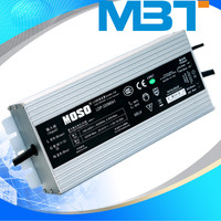 Led driver for street or flood light most high power 320w waterproof 3A-5A led driver mbt
