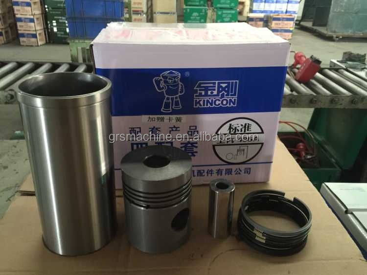 Cylinder liner kits for Weichai diesel engine WD615G/T, WD618