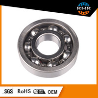 Manufacture Motorcycle Wheel Deep Groove Ball Bearing 6300