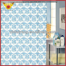Color Pray Symbol Bathroom Fancy Door Curtain
