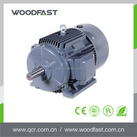 China AC motor three phase induction electric motor with reduction gear