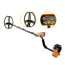 New model ground deep earth gold metal detector price MD-6350 gold scanner detector machine