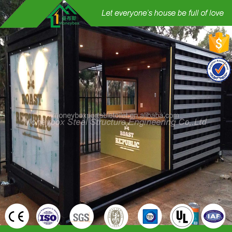 rest area container homes flat packed container house sandwich panel container cabin