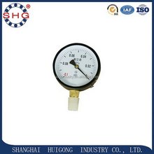 Wholesale high technology diaphragm seal pressure gauge