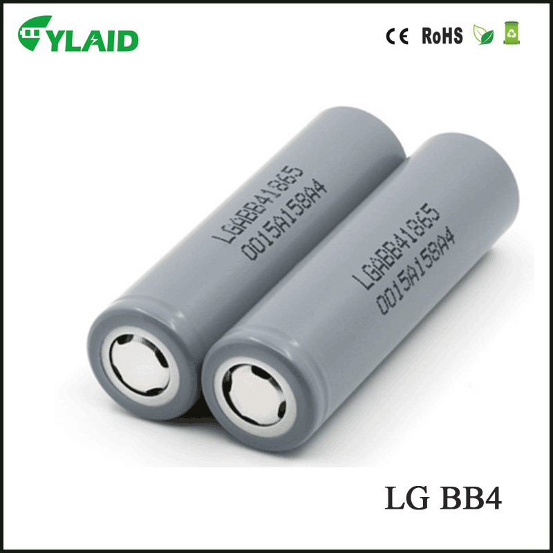 New coming LG b4 18650 battery 3.7v 2600mah 18650 power craft cordless drill battery for vaporizer