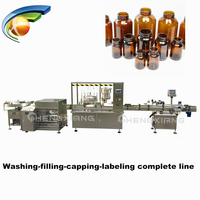 18 Years Bottle Washing Filling Capping