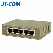 best network switch brands 10/100/1000Mbps 5 port ethernet switch gigabit RJ45 Port LAN Hub plug and play