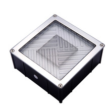 CE ROHS approved waterproof outdoor working automatically solar garden brick