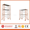 Build Material Frame Scaffolding System Construction