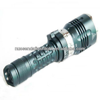 Top quality Sofirm MU21 Magnetron Switch CREE XM-L U3 1000 Lumen 4-Mode 100m Under Water LED Diving Flashlight/Torch (1x18650)