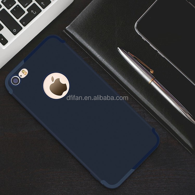 DFIFAN Carcasas de celular Soft Flexible TPU Case for iphone 5 5s SE Slim TPU matte Mobile Phone Case cover