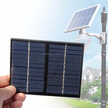 Low Price epoxy resin mini solar panel with high efficiency solar cell