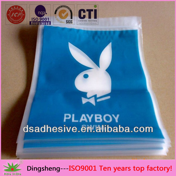 China Factory wholesale Photo Print Plastic Bags Supplier