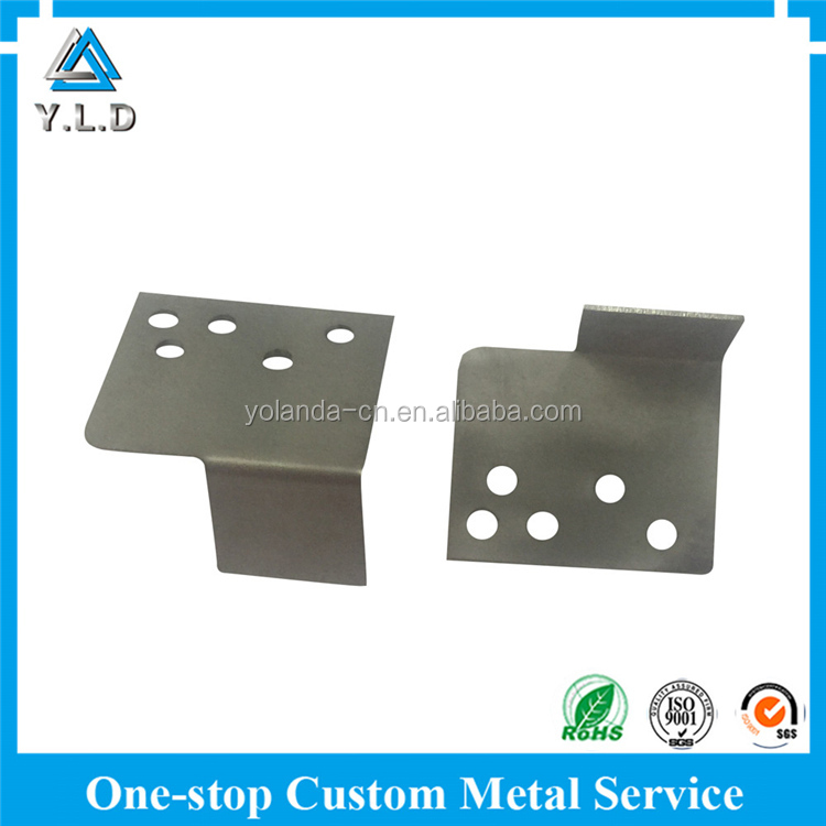High Anticorrosion OEM Custom Stainless Steel Metal Bracket China Manufacturer