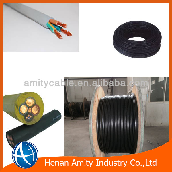 Mining Cable Reel Power Cable
