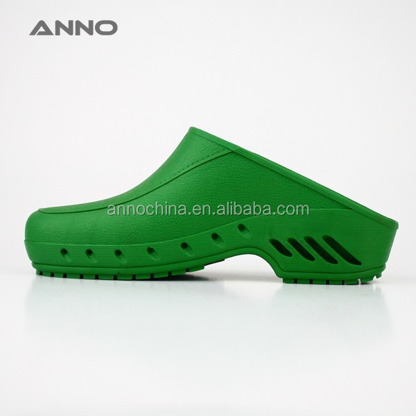 High quality medical shoes safety surgical clogs Cleanroom work shoes