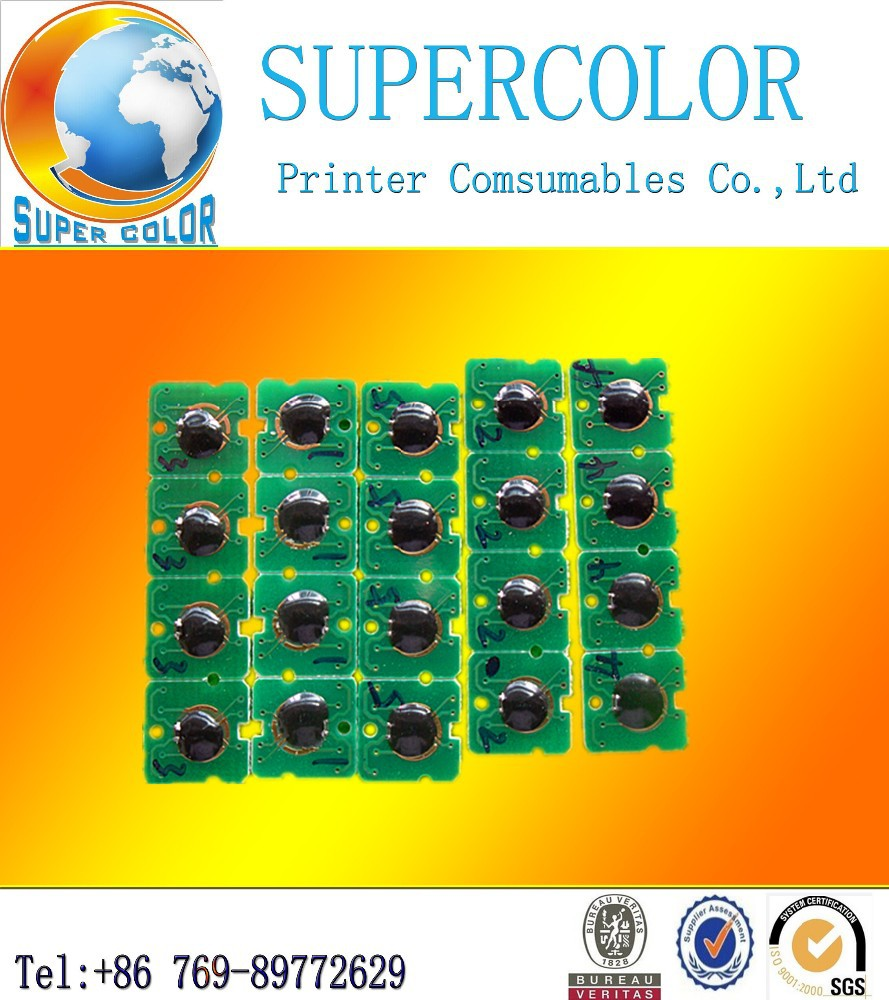 <strong>K</strong> C M Y ARC chip for Epson Surecolor S30600 S50600 S30610 S50610 S50670 S30670 S30680 S50680 ink cartridge chip
