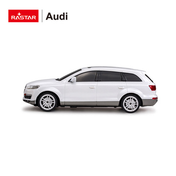 Rastar toy electric Audi Q7 rechargeable baby car hot sale