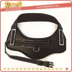 Pet dog training products ,p0w227 leather dog harness leashes on sale