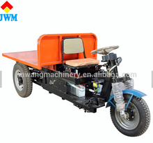 Factory price new green electric brick trike for cargo