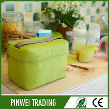 wholesale peva liner insulated lunch cooler bag with durable hard line
