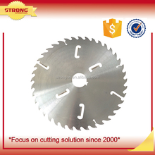 multiple circular saw blade fou cutting log suitable for multiripping saw machine