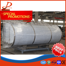 Truck use milk transport tank with insulation layer PUF