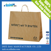 Manufacturer Sales Creative Pattern Large Capacity Custom Paper Shopping Bags