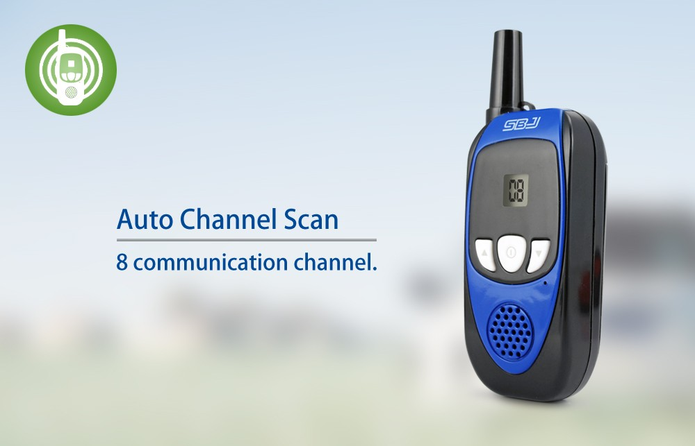 2.4ghz walkie-talkie
