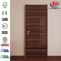 JHK-F01 Container House Design MK7 Carbon Fiber Interior Door And Door Handle