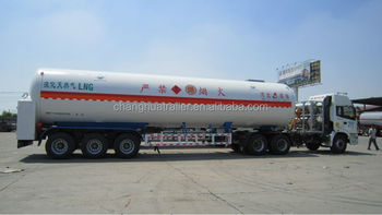 Liquid LAr Lorry Tanker Trailer