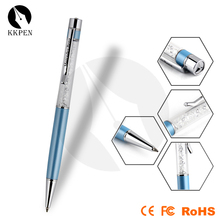 Shibell gel pen erase pen ink on paper flashlight pen