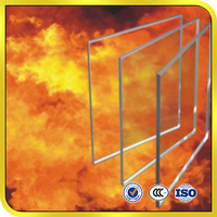 Fireproof Tempered Glass 90 Min 120