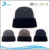 Blue knitted winter hats