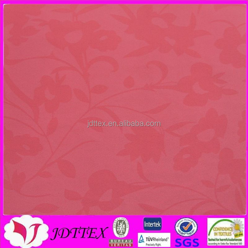 polyester spandex flatting paste printed elastane swim wear jersey fabric