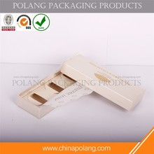 Customers logo paper chocolate bar packaging,chocolate bar packaging box good price
