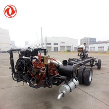 Diesel Engine Dongfeng Bus Chassis For Sale