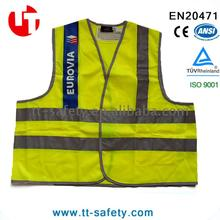 Fast Delivery 100% polyester reflective safety polo shirt/mens new design 2014 With Promotional Price