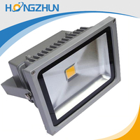 Meanwell driver waterproof ip67 70w led flood light