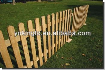 Types of wood fence for sale