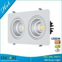 Buy 20w,30w, high power, led cob grille light, YPL1013A in China ...