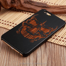 Unique Real Handmade Natural Wood stylish mobile case for iphone 5 for iphone 5S for iphone6 for iphone 6S