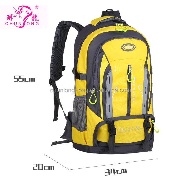 Big capacity bag9239 travelling backpack for climbing sport leisure