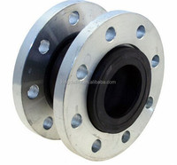 Flanged Rubber Expansion Joint