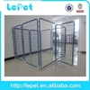 hot selling metal large outdoor galvanized chain link dog run