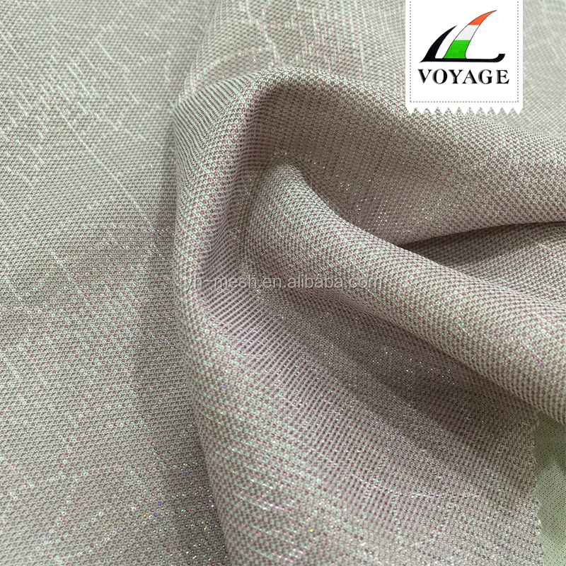Tear-Resistant Waterproof jacquard fabric curtains