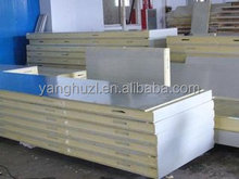 2014 best seller building materials pu sandwich panel in ChangZhou