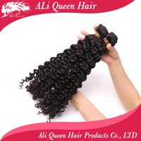 High quality tangle free human hair weave malaysian human hair extension